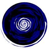 абстрактный цветок Иллюстрация штока