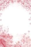 абстрактный цветок bakground Стоковая Фотография