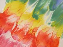 абстрактный цвет Стоковая Фотография