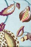 Абстрактный чертеж на холсте Стоковое Изображение RF