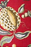 Абстрактный чертеж на холсте Стоковые Фотографии RF