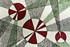 абстрактный чертеж Стоковое Изображение RF