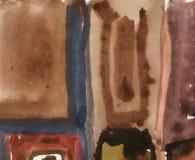 абстрактный чертеж Стоковые Изображения