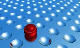 абстрактный шарик Стоковое Изображение RF
