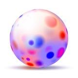 абстрактный шарик Стоковая Фотография RF