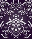 абстрактный штоф безшовный Стоковое Изображение RF