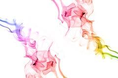 абстрактный дым предпосылки стоковое фото rf
