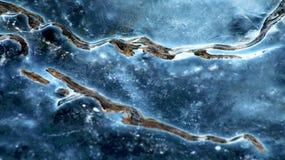 абстрактный льдед Стоковое фото RF
