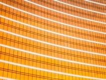 Абстрактный экстерьер стекла окна офисного здания архитектуры стоковое изображение rf