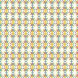 Абстрактный этнический красочный треугольник предпосылки иллюстрация вектора