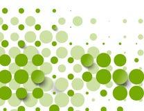 Абстрактный элемент дизайна круга Стоковая Фотография RF