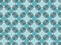 Абстрактный aqua геометрического дизайна/cyan цвета иллюстрация вектора