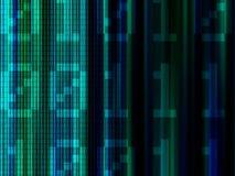 абстрактный binary Стоковые Фото