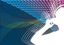 абстрактный dj vector бесплатная иллюстрация