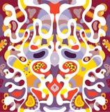 Абстрактный F2 Стоковое Изображение