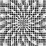 абстрактный halftone предпосылки Стоковые Изображения