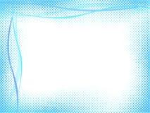 абстрактный halftone предпосылки Стоковое Фото