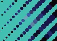 абстрактный halftone предпосылки ART зажима вектора Стоковое фото RF