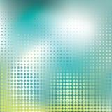абстрактный halftone предпосылки Стоковые Фото