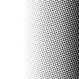 абстрактный halftone предпосылки также вектор иллюстрации притяжки corel Стоковое Изображение RF