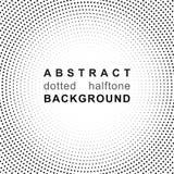 абстрактный halftone предпосылки иллюстрация штока