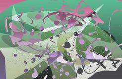 абстрактный picasso Стоковое Фото