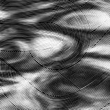 Абстрактный woodcut ввел предпосылку в моду Стоковое Фото