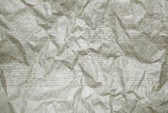 Абстрактным влияние скомканное кирпичом бумажное Стоковое Фото