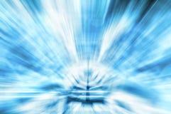 Абстрактным предпосылка запачканная движением высокотехнологичная Стоковые Фотографии RF