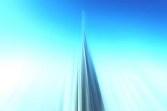 Абстрактным предпосылка запачканная движением высокотехнологичная Стоковая Фотография RF