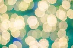 Абстрактн-праздничный-bokeh-свет-предпосылк-год сбора винограда-bokeh-предпосылка Стоковые Изображения