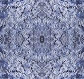 Абстракция акварели и соли Стоковые Изображения RF