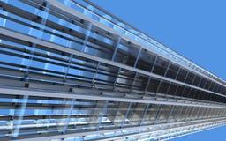 абстракция архитектурноакустическая Стоковая Фотография RF