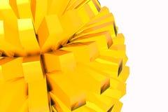 абстракция круглая Стоковые Фотографии RF