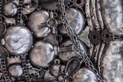Абстракция металла Стоковые Изображения