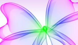 абстракция прозрачная Стоковое фото RF