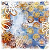 абстракция художническая Стоковое фото RF