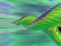 абстракция цифровая Стоковая Фотография