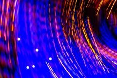 Абстракция: Энергия тоннеля чисто голубая стоковые изображения rf