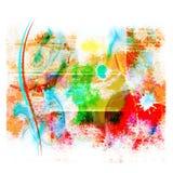 абстракция иллюстрация вектора