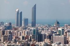 Абу-Даби Стоковые Изображения
