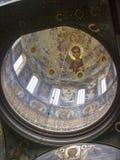 Абхазия новое Athos Simon монастырь фанатика Стоковая Фотография RF