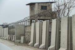Аванпост Афганистана военный стоковые изображения rf