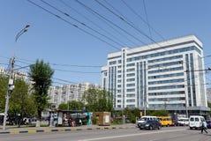 Аванпост зоны крестьянский и офисное здание ` s обвинителя в Москве стоковое изображение
