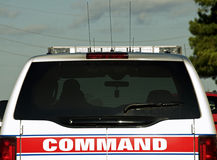 аварийная машина Стоковая Фотография RF