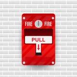 Аварийная система пожарной сигнализации Оборудование огня r бесплатная иллюстрация