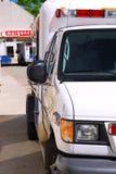 аварийная ситуация машины скорой помощи Стоковые Фотографии RF