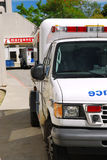 аварийная ситуация машины скорой помощи Стоковая Фотография RF