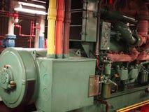 Аварийный генератор Стоковая Фотография RF