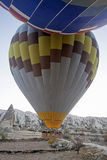 Авария воздушного шара Стоковое фото RF